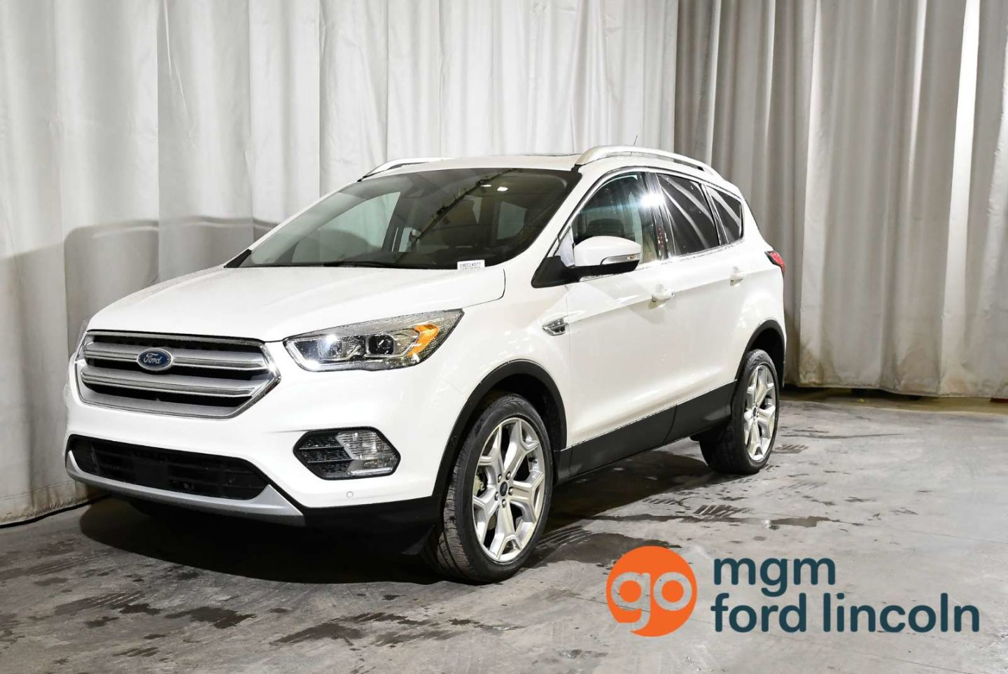 2019 Ford Escape Titanium for sale in Red Deer, Alberta