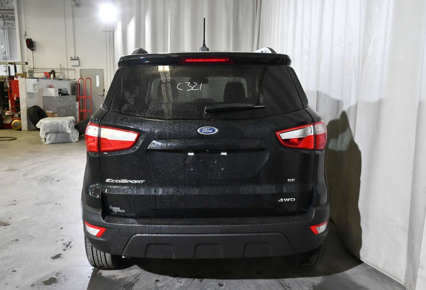 2019 Ford EcoSport SE for sale in Red Deer, Alberta