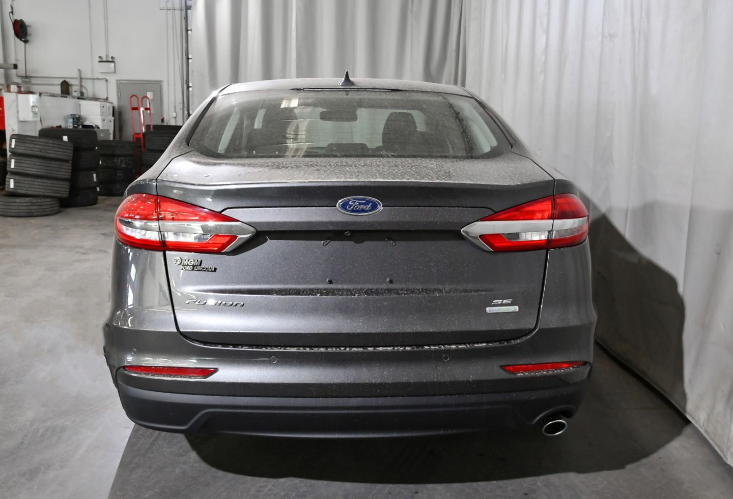 2019 Ford Fusion SE for sale in Red Deer, Alberta