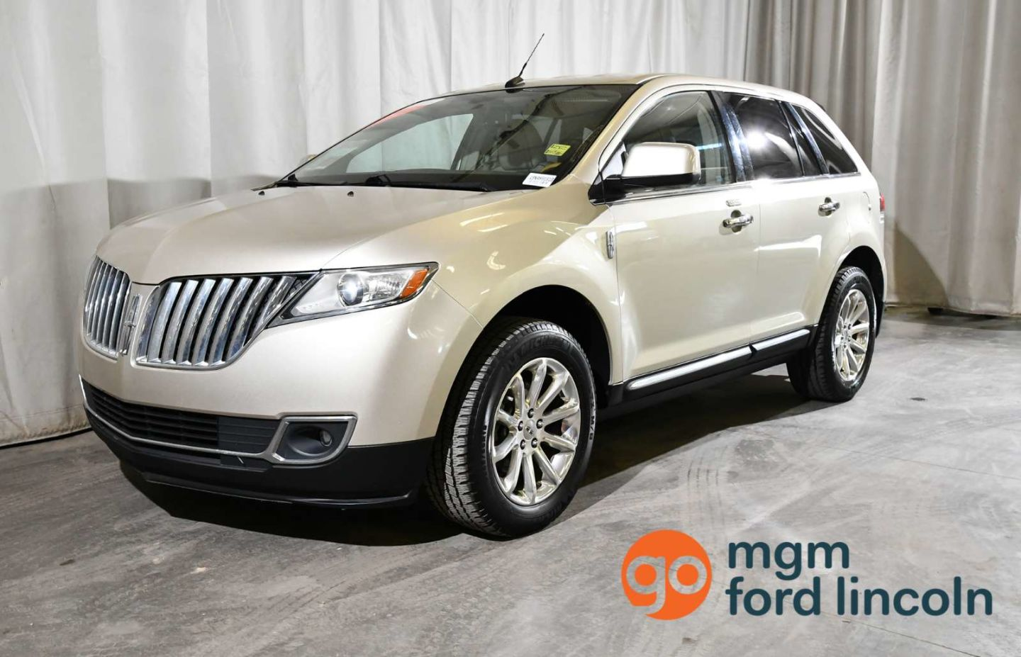 2011 Lincoln MKX  for sale in Red Deer, Alberta
