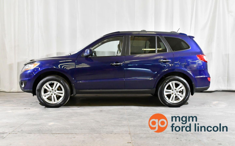 2010 Hyundai Santa Fe Limited for sale in Red Deer, Alberta
