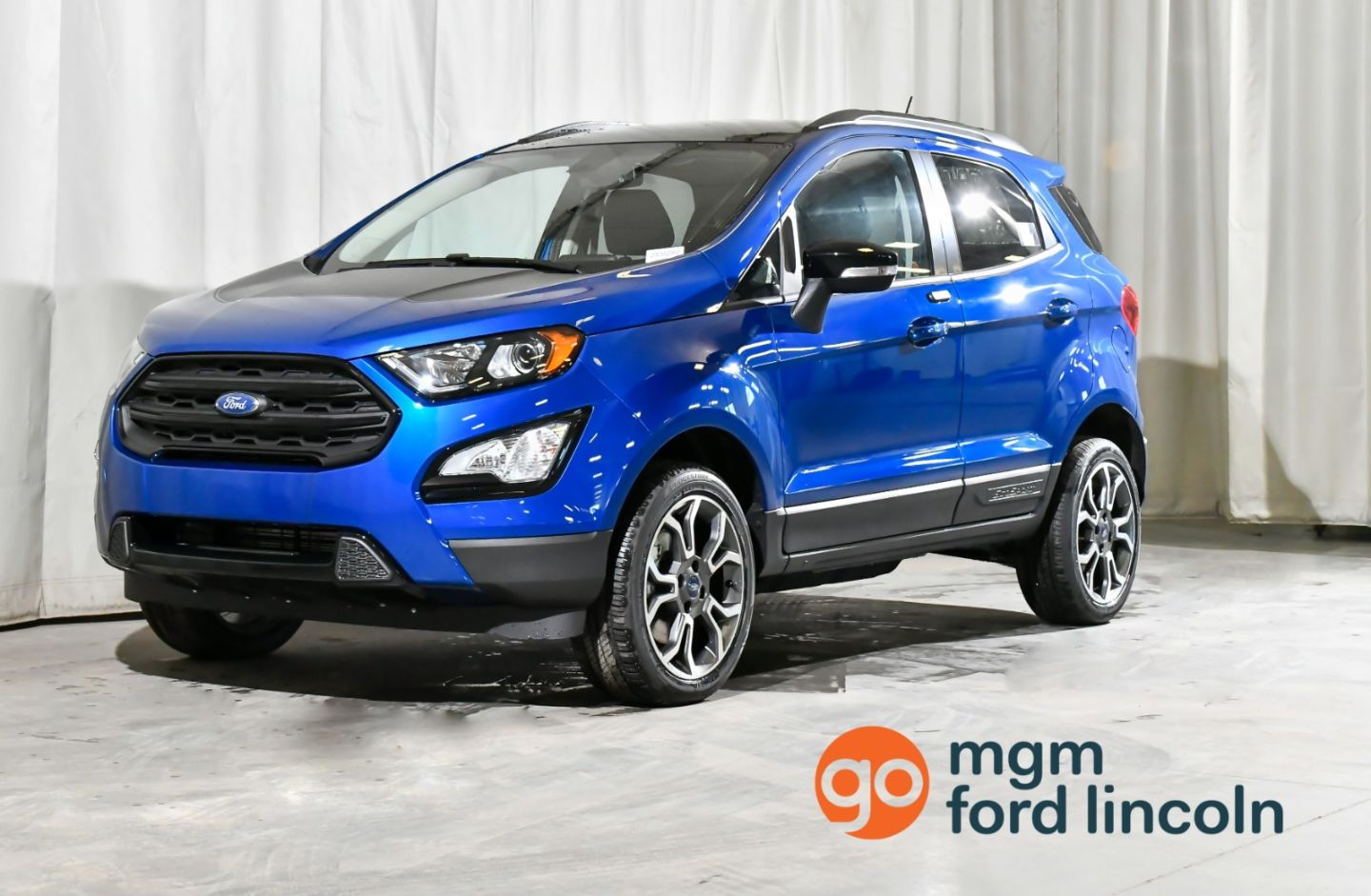 2020 Ford EcoSport SES for sale in Red Deer, Alberta