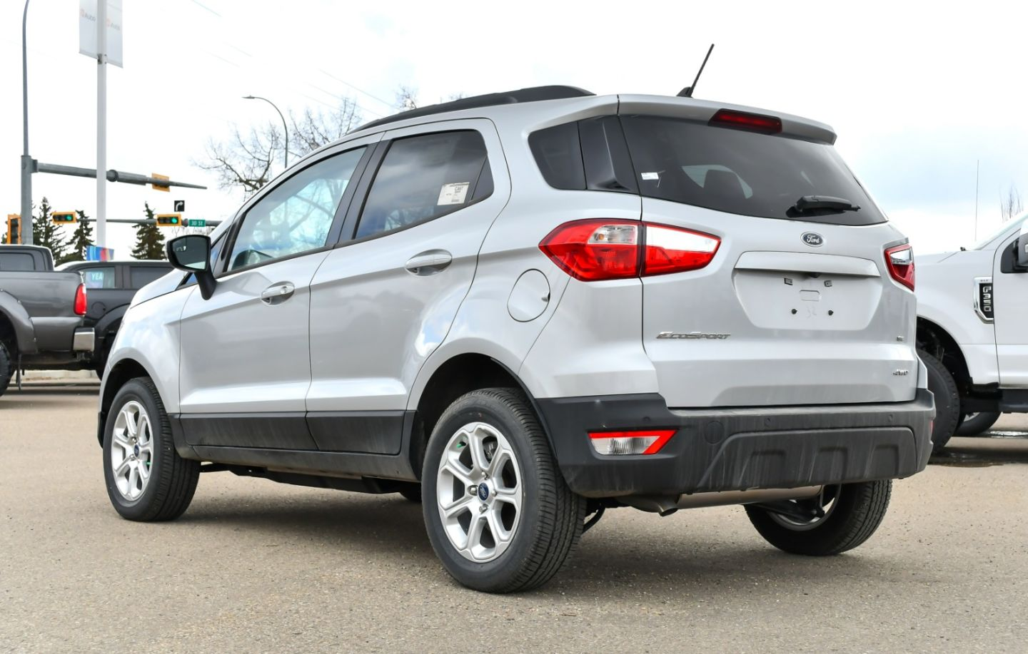 2020 Ford EcoSport SE for sale in Red Deer, Alberta