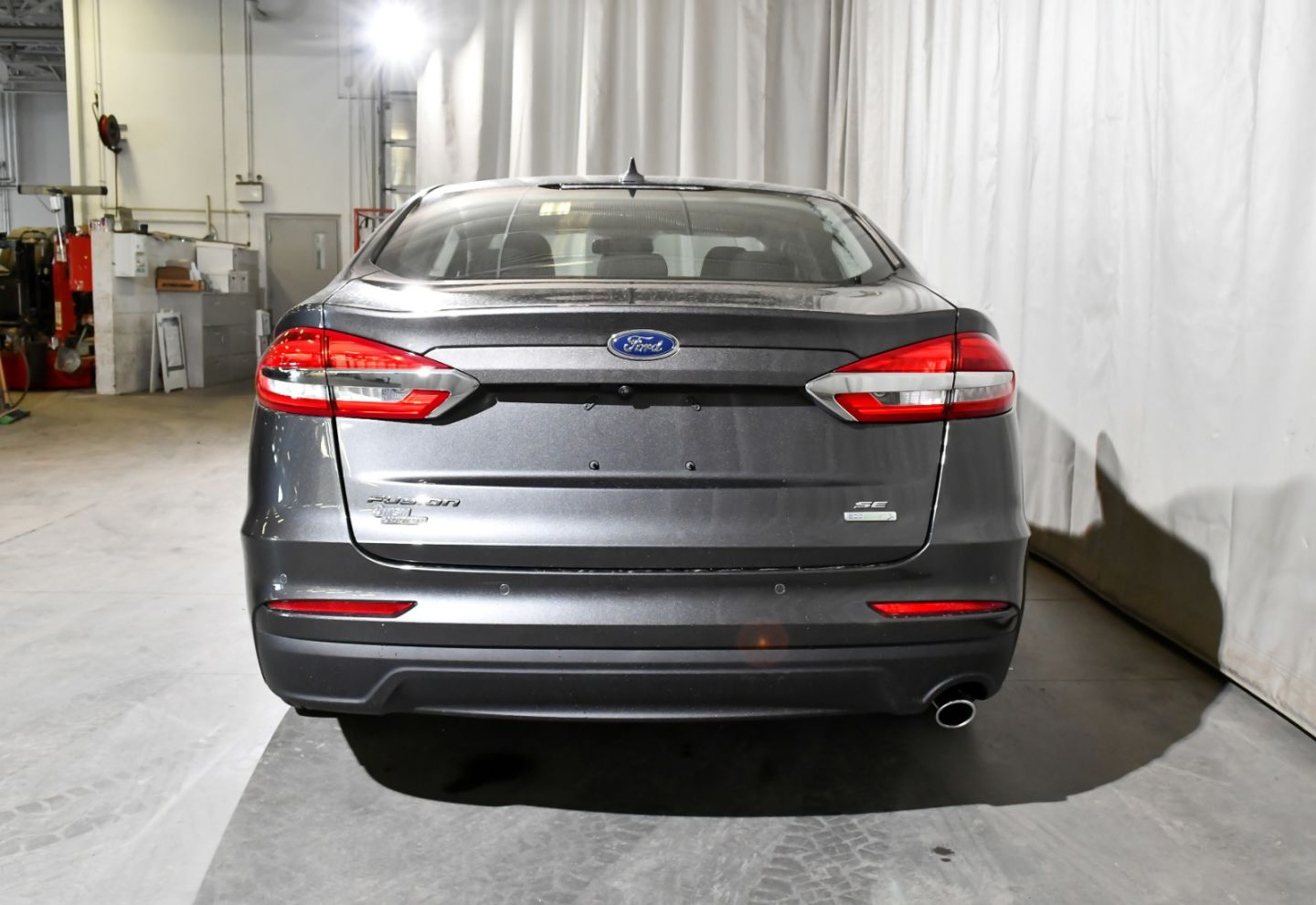 2020 Ford Fusion SE for sale in Red Deer, Alberta