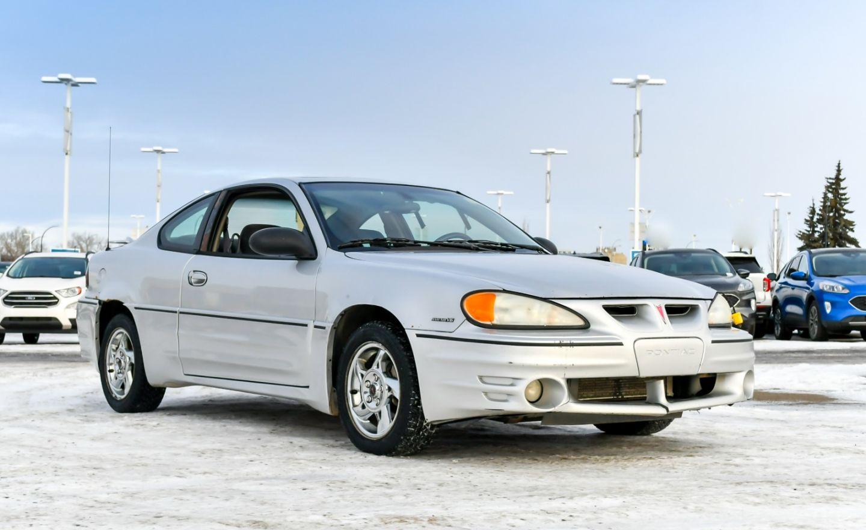 Used 2002 Pontiac Grand Am Gt 20fn64287b Red Deer Alberta Go Auto