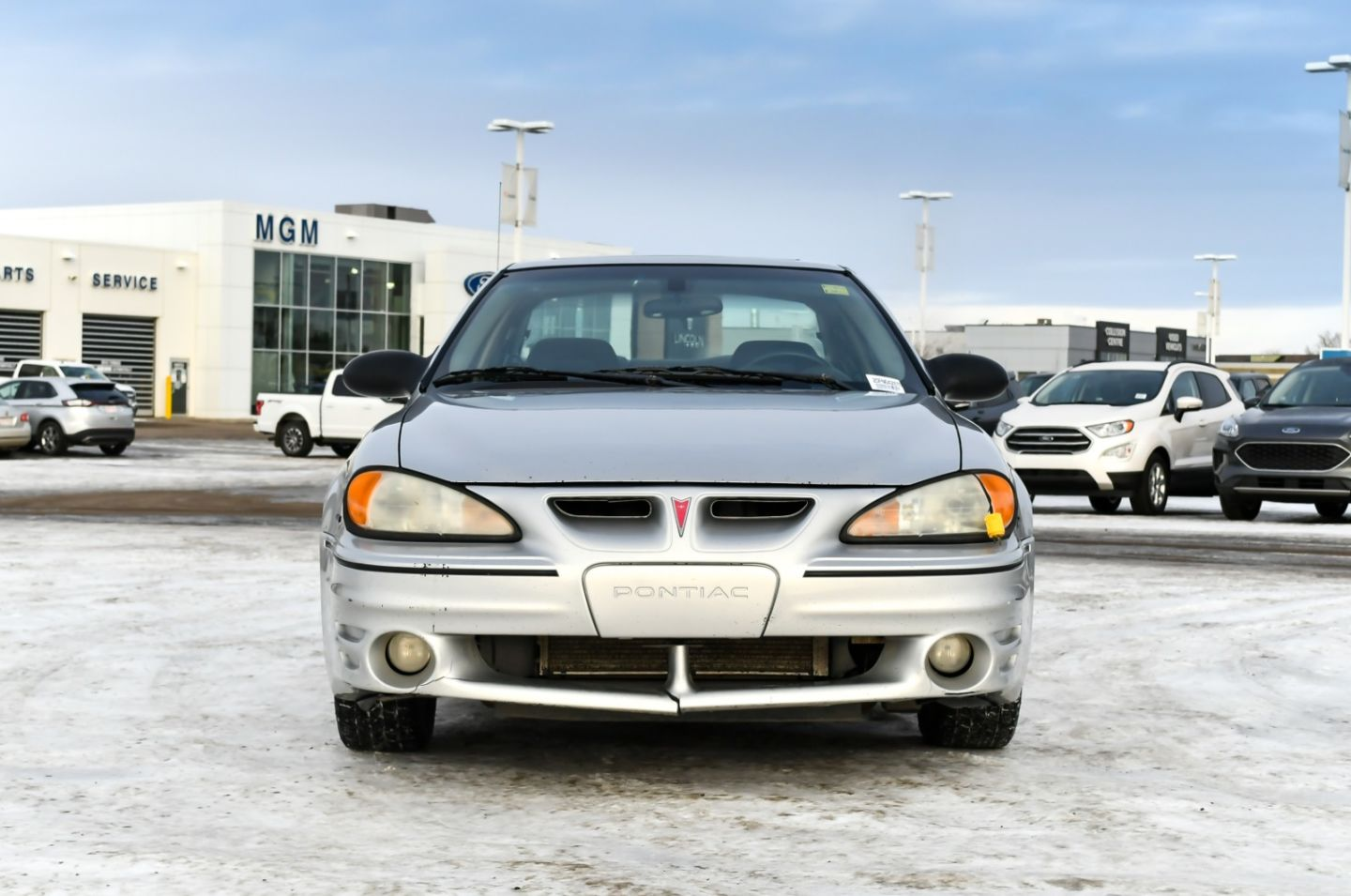 2002 Pontiac Grand Am GT for sale in Red Deer, Alberta