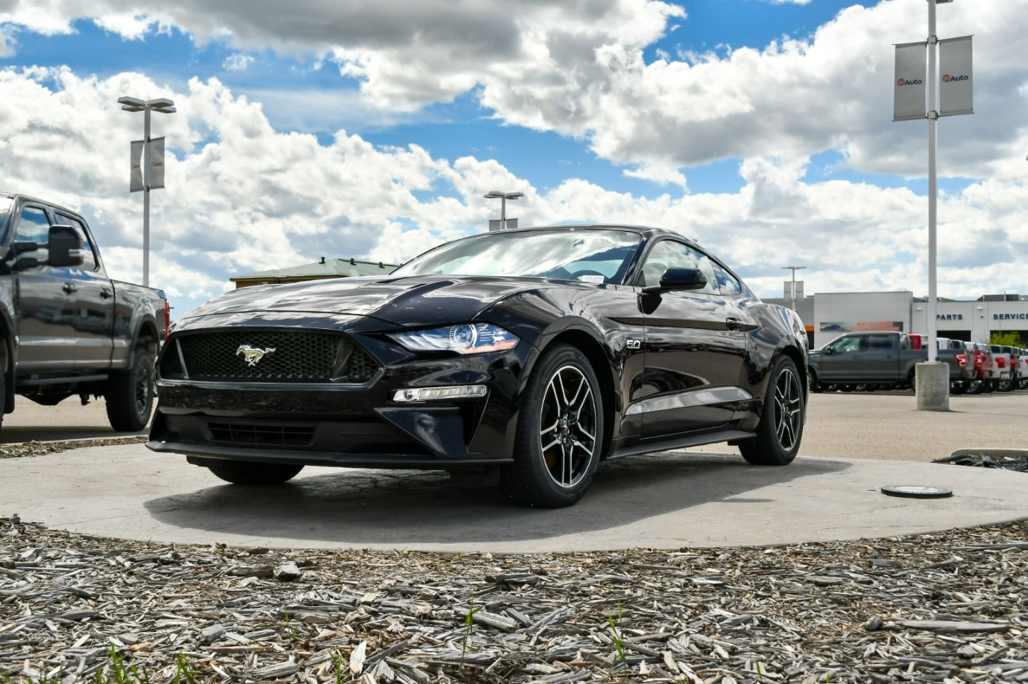 New 2020 Ford Mustang Gt 20mu32416 Red Deer Alberta Go Auto