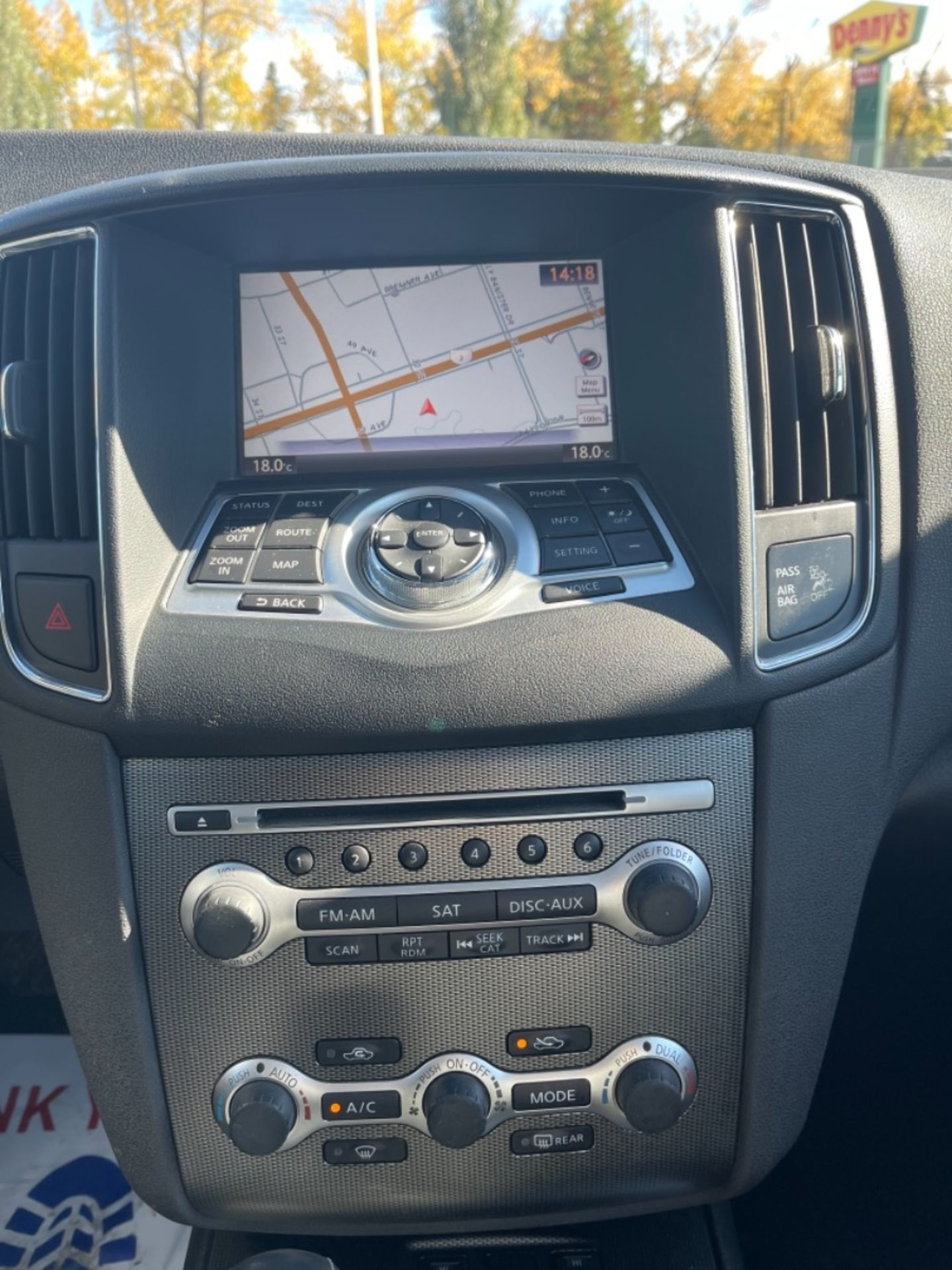 2011 Nissan Maxima 3.5 S for sale in Red Deer, Alberta