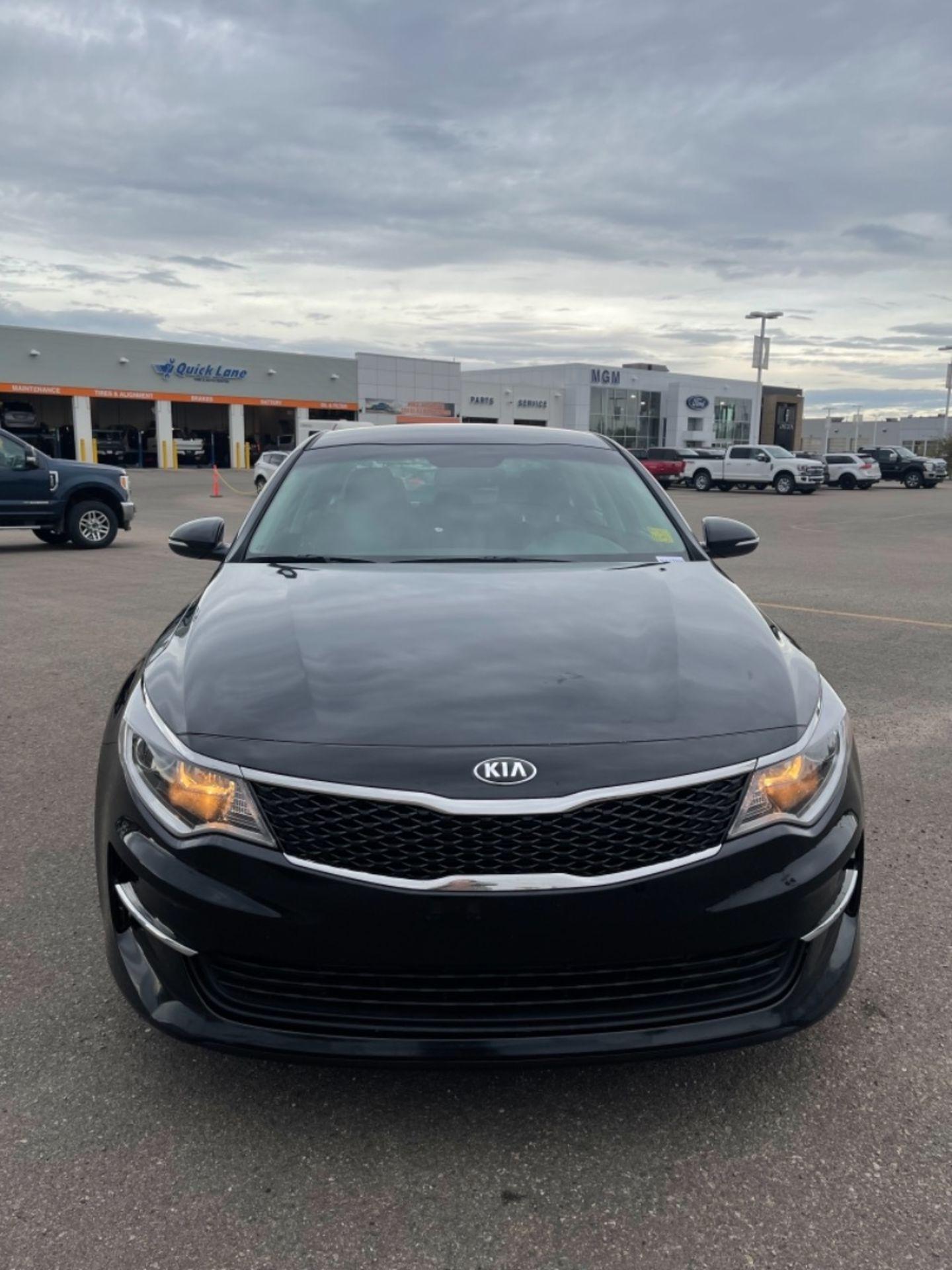 2018 Kia Optima LX for sale in Red Deer, Alberta