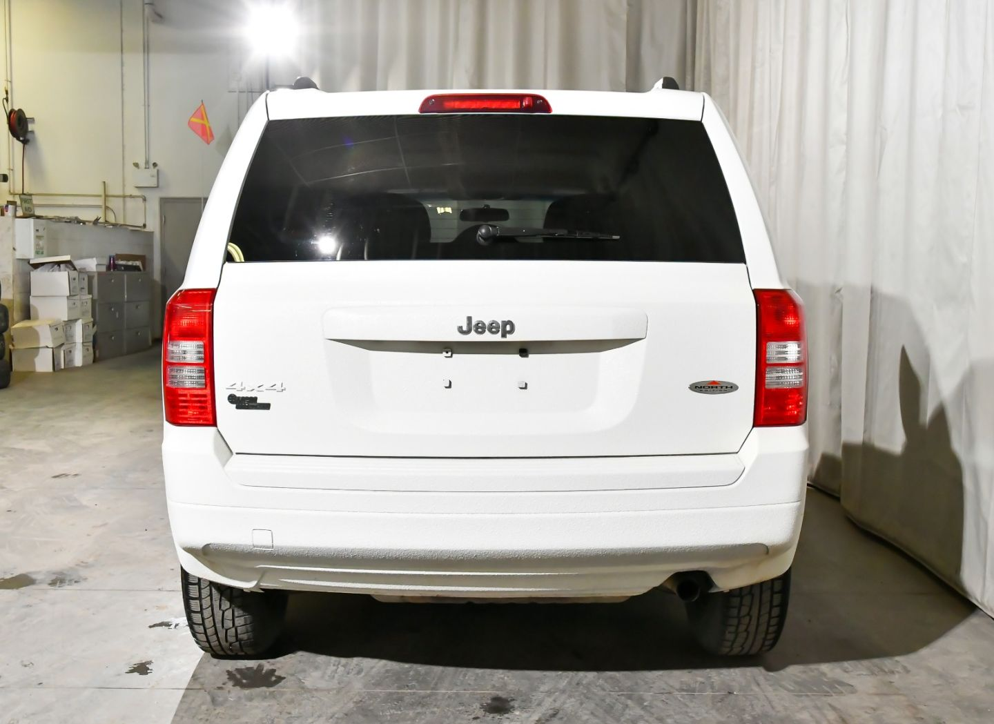 2015 Jeep Patriot North for sale in Red Deer, Alberta