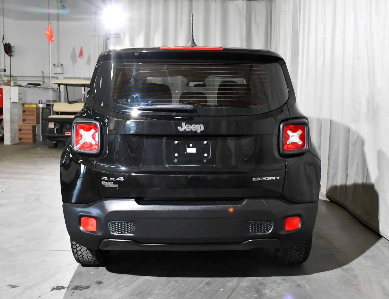 2016 Jeep Renegade Sport for sale in Red Deer, Alberta