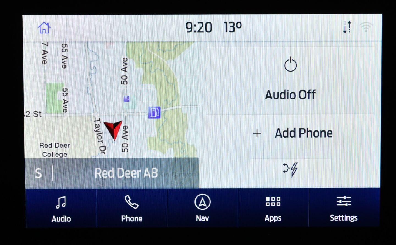 2021 Ford Escape SE Hybrid for sale in Red Deer, Alberta