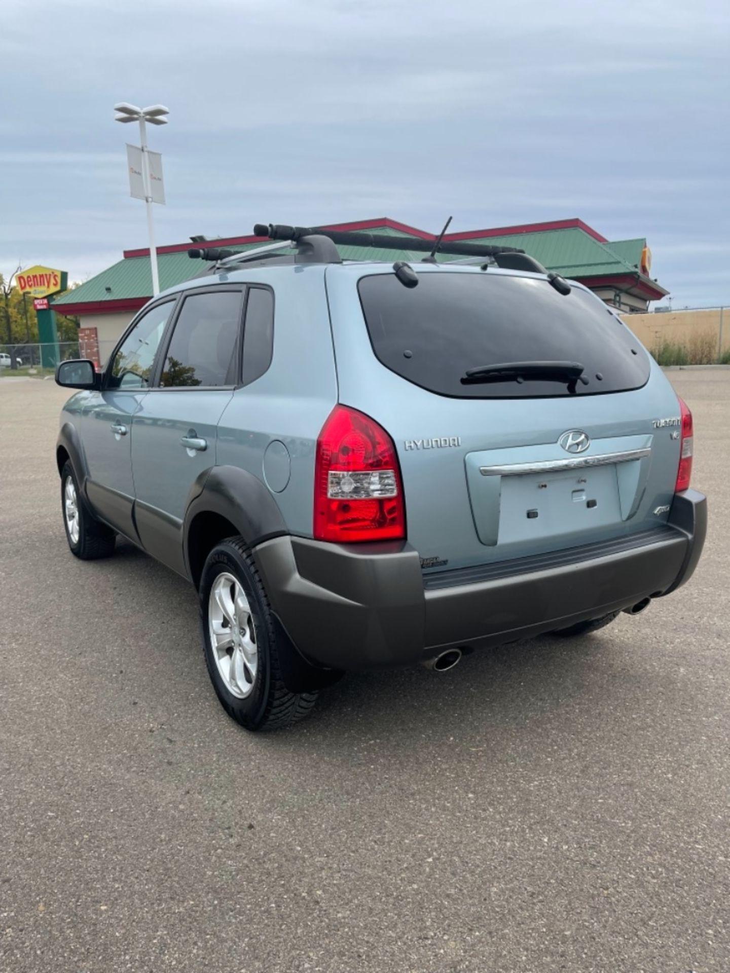 2009 Hyundai Tucson GL for sale in Red Deer, Alberta