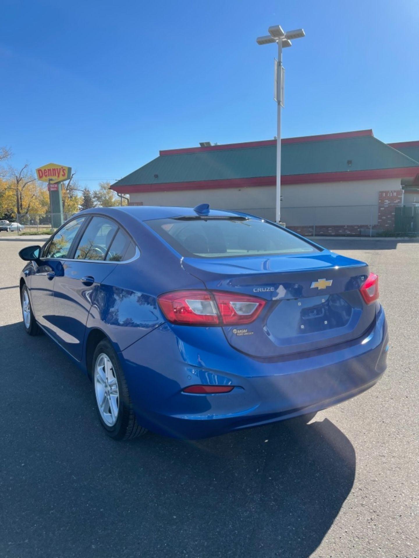 2018 Chevrolet Cruze LT for sale in Red Deer, Alberta