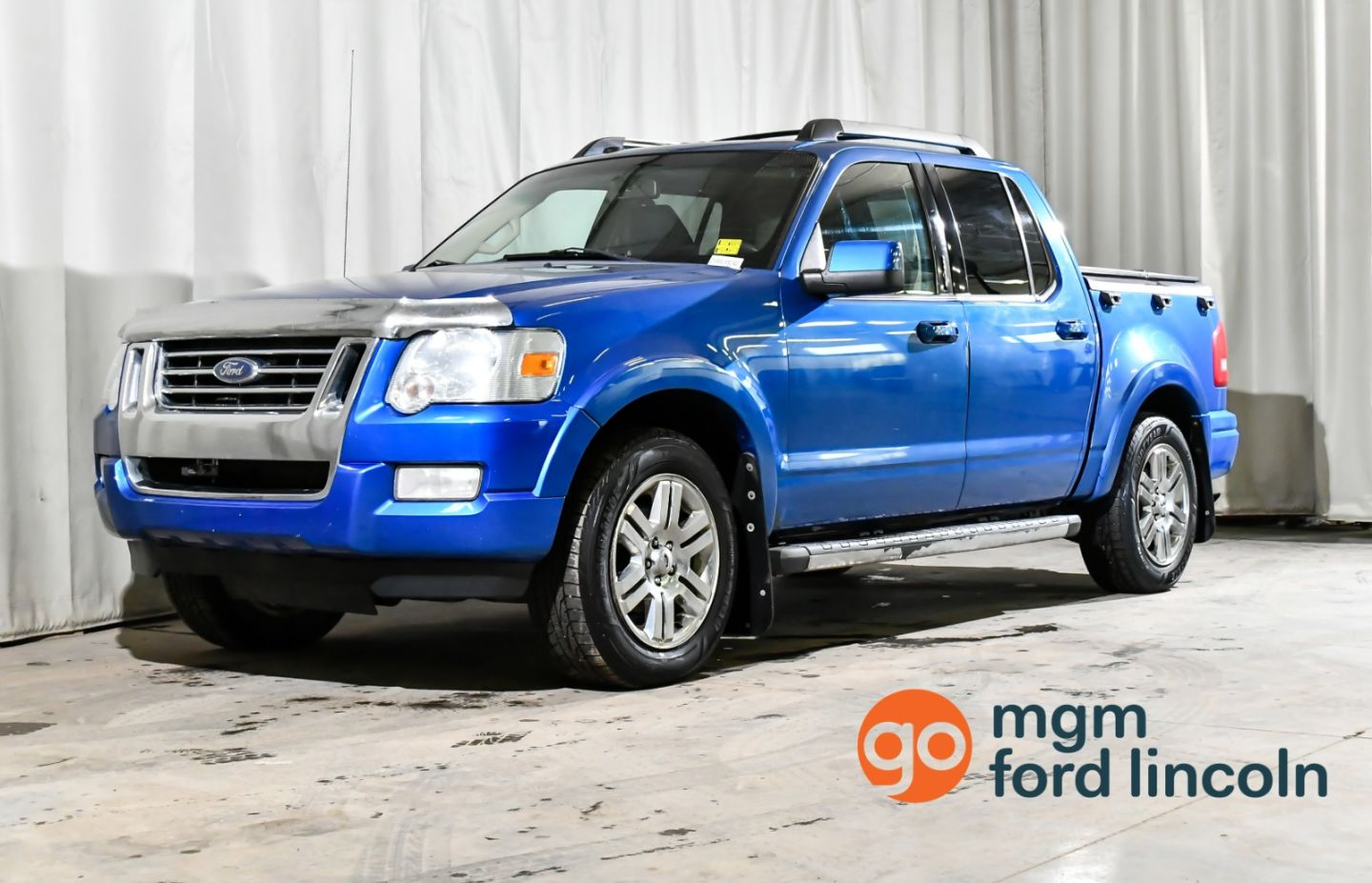 2010 Ford Explorer Sport Trac Limited for sale in Red Deer, Alberta