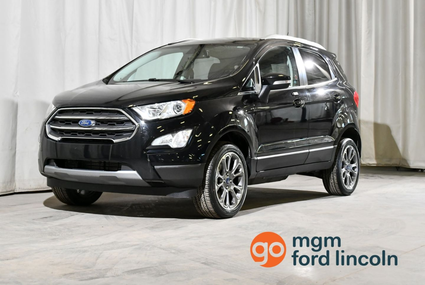 2019 Ford EcoSport Titanium for sale in Red Deer, Alberta