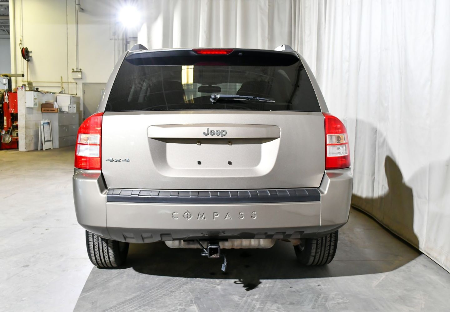 2008 Jeep Compass Sport for sale in Red Deer, Alberta