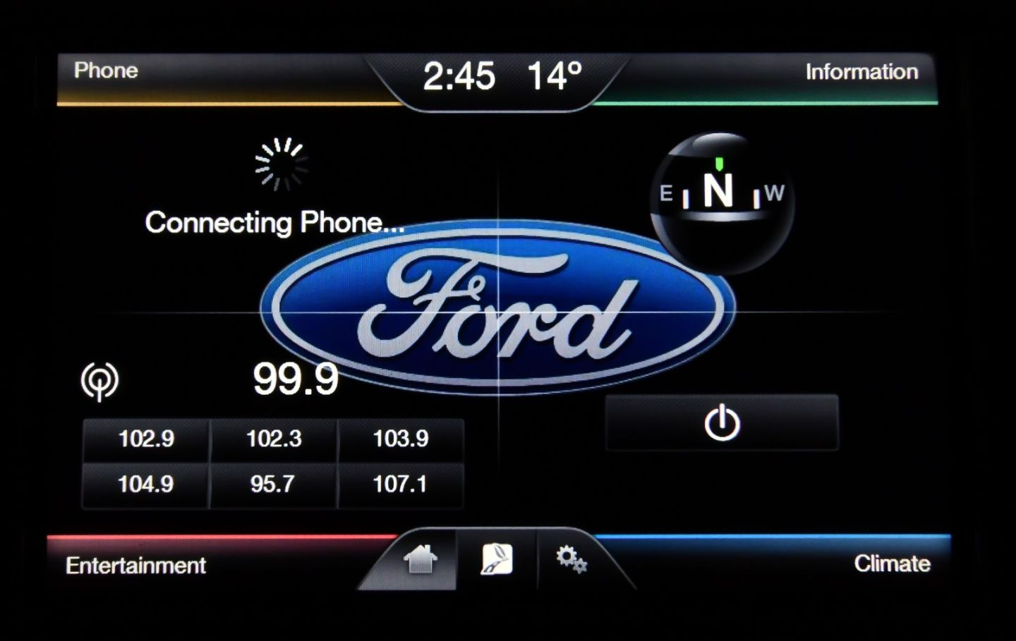 2014 Ford Fusion SE Hybrid for sale in Red Deer, Alberta