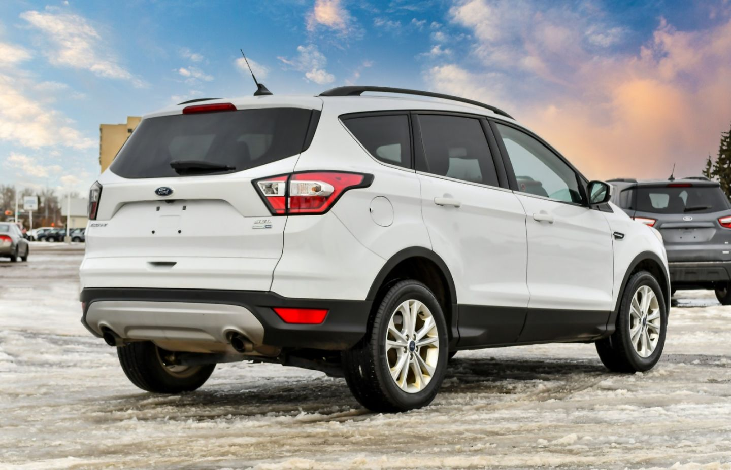 2018 Ford Escape SEL for sale in Red Deer, Alberta