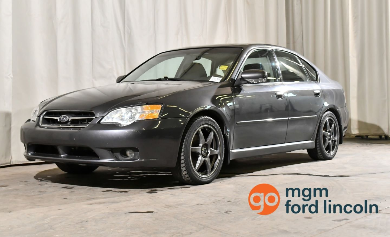 2007 Subaru Legacy 2.5i for sale in Red Deer, Alberta