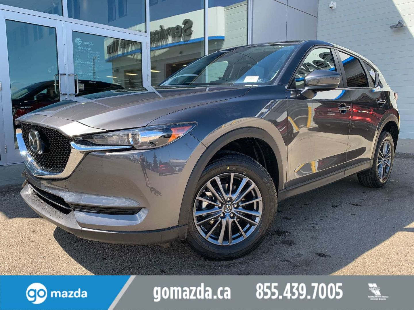 2019 Mazda CX-5 GS for sale in Edmonton, Alberta