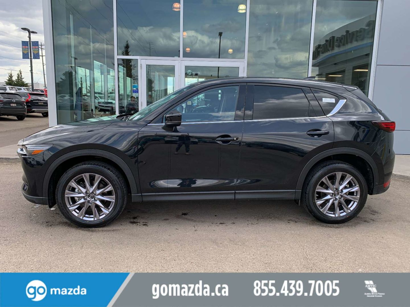 2019 Mazda CX-5 GT for sale in Edmonton, Alberta
