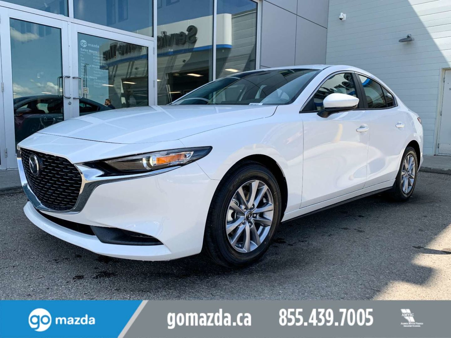 2019 Mazda Mazda3 GS for sale in Edmonton, Alberta