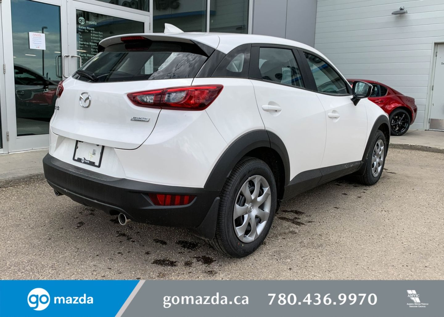 2020 Mazda CX-3 GX for sale in Edmonton, Alberta