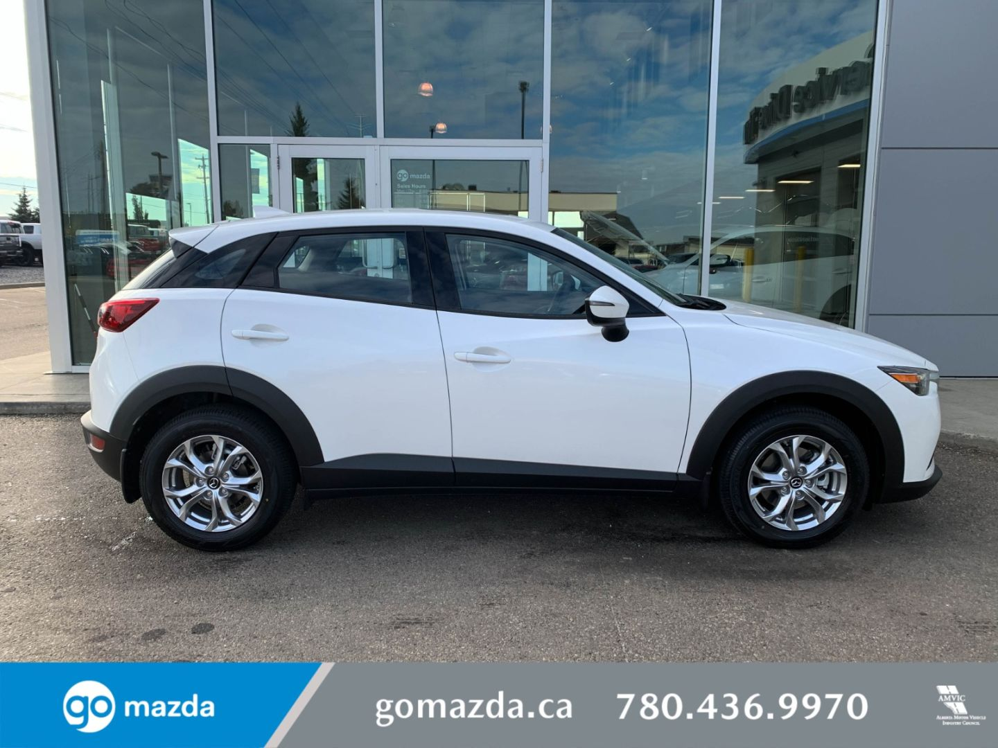 2020 Mazda CX-3 GS for sale in Edmonton, Alberta