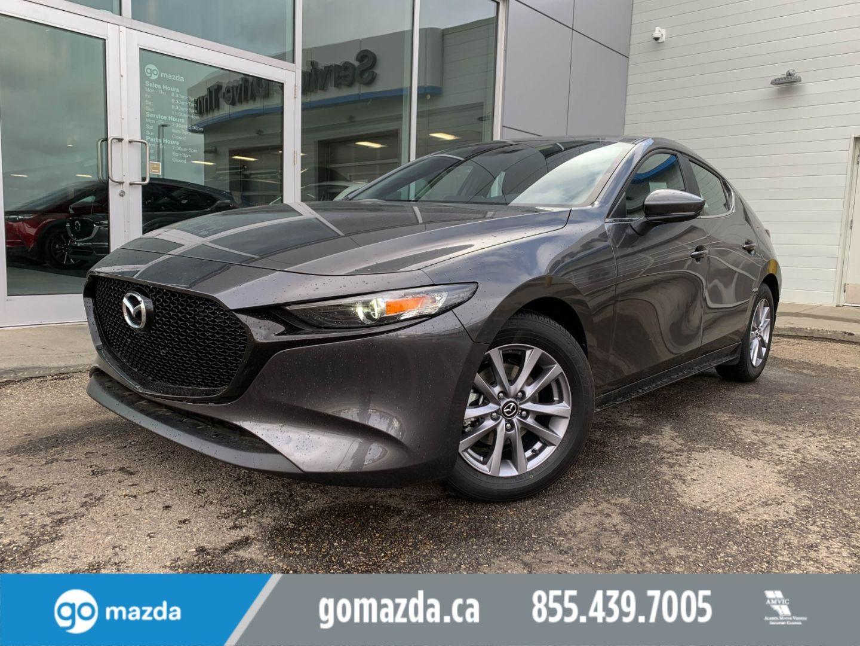 New 2020 Mazda Mazda3 Sport Gx 20m30657 Edmonton Alberta Go Auto