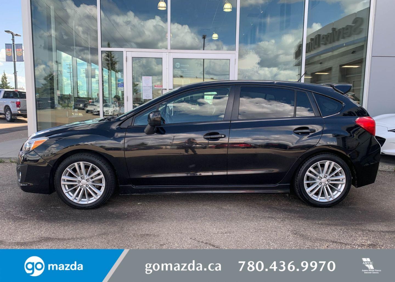2014 Subaru Impreza Wagon 2.0i Premium for sale in Edmonton, Alberta