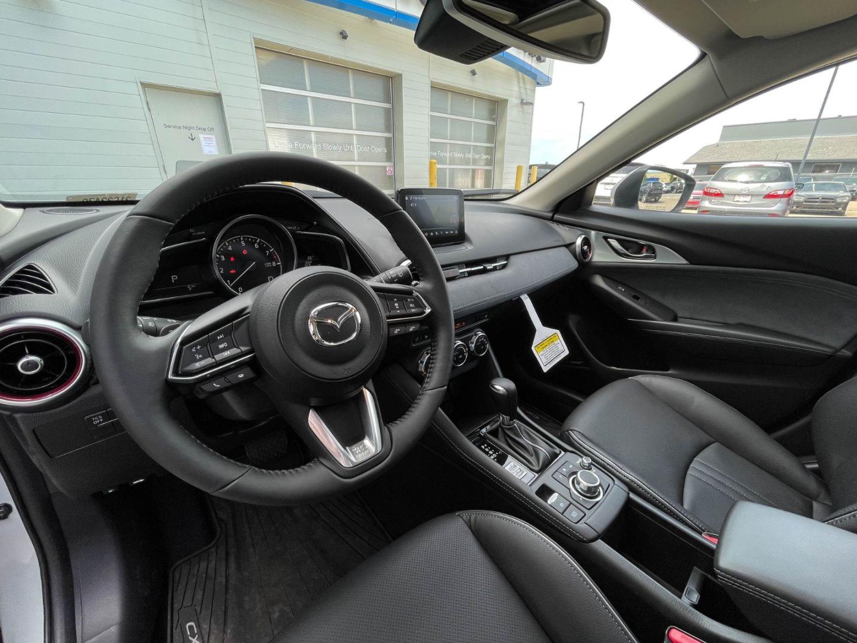2021 Mazda CX-3 GT for sale in Edmonton, Alberta