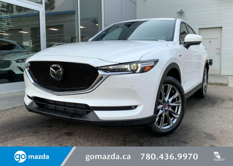New 2021 Mazda Cx 5 100th Anniversary Edition 21c50132 Edmonton Alberta Go Auto