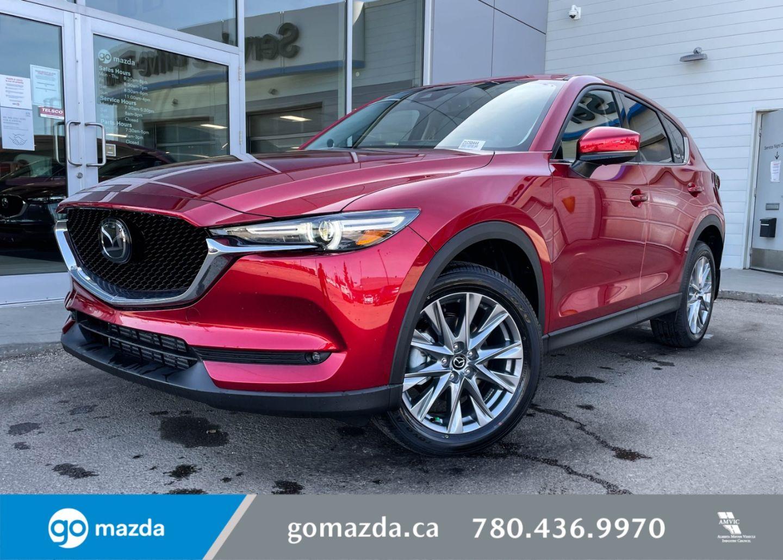 2021 Mazda CX-5 GT w/Turbo for sale in Edmonton, Alberta