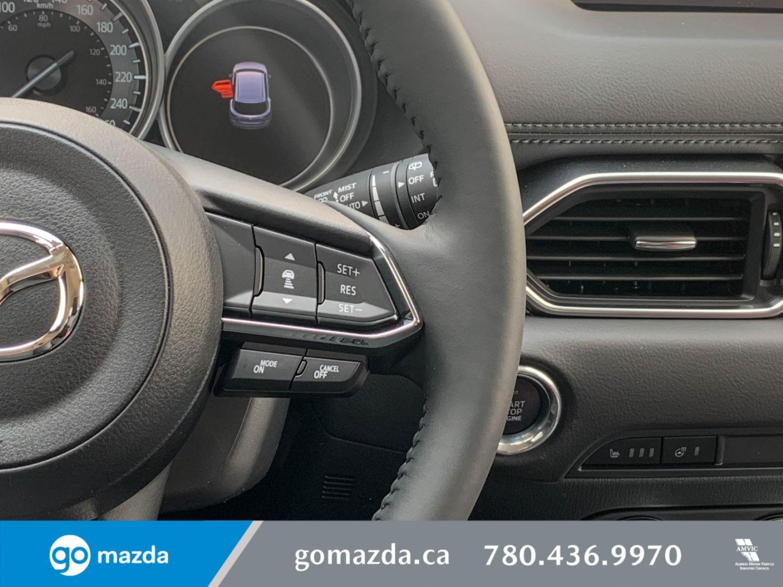 2021 Mazda CX-5 GS for sale in Edmonton, Alberta