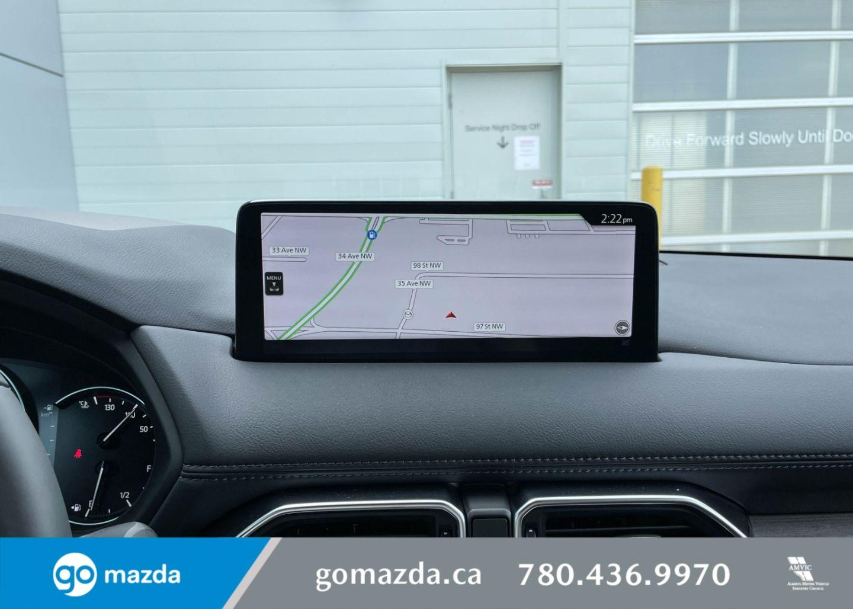 2021 Mazda CX-5 Signature for sale in Edmonton, Alberta