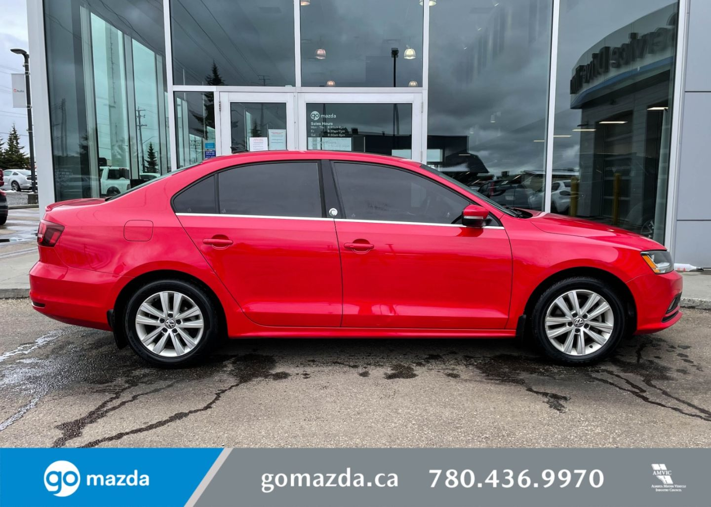 2017 Volkswagen Jetta Sedan Wolfsburg Edition for sale in Edmonton, Alberta