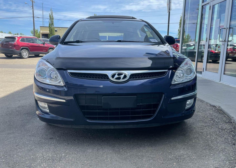 2010 Hyundai Elantra Touring GLS Sport for sale in Edmonton, Alberta