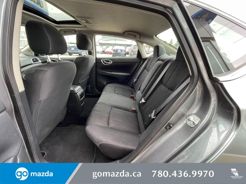 2018 Nissan Sentra SV for sale in Edmonton, Alberta