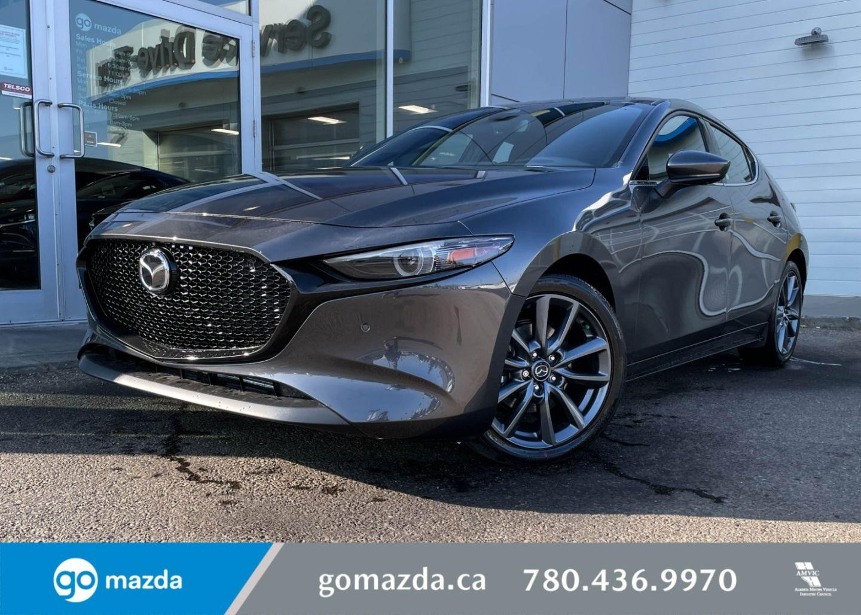 2021 Mazda Mazda3 Sport GT for sale in Edmonton, Alberta