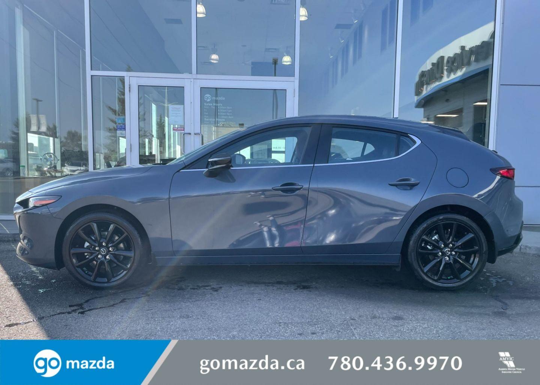 2021 Mazda Mazda3 Sport GT w/Turbo for sale in Edmonton, Alberta