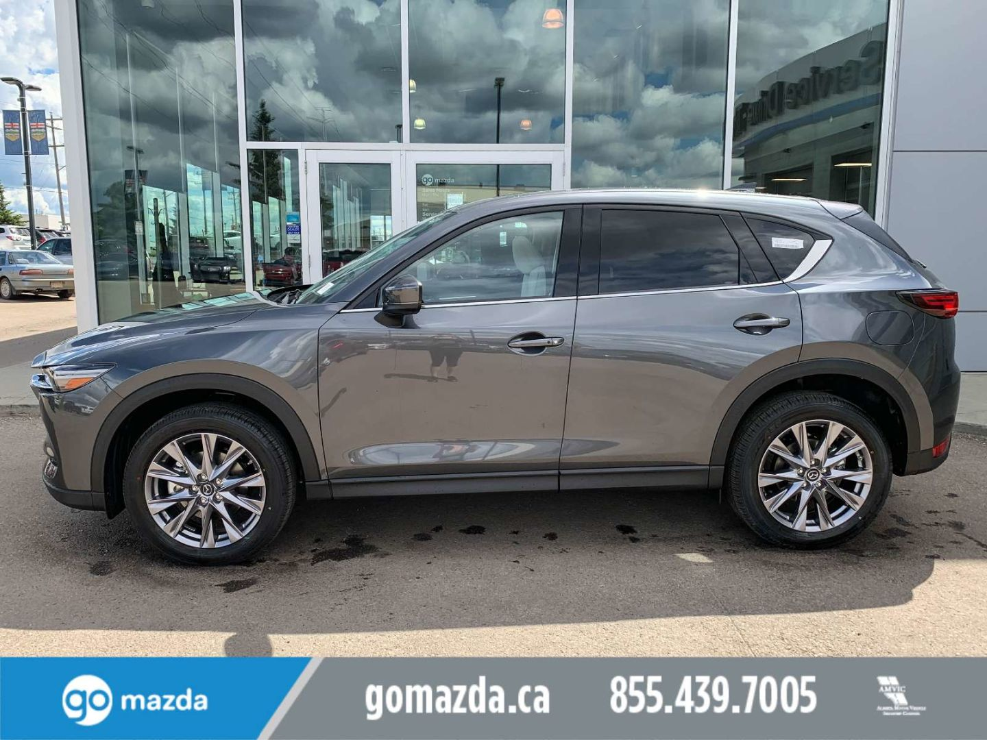 2019 Mazda CX-5 GT w/Turbo for sale in Edmonton, Alberta
