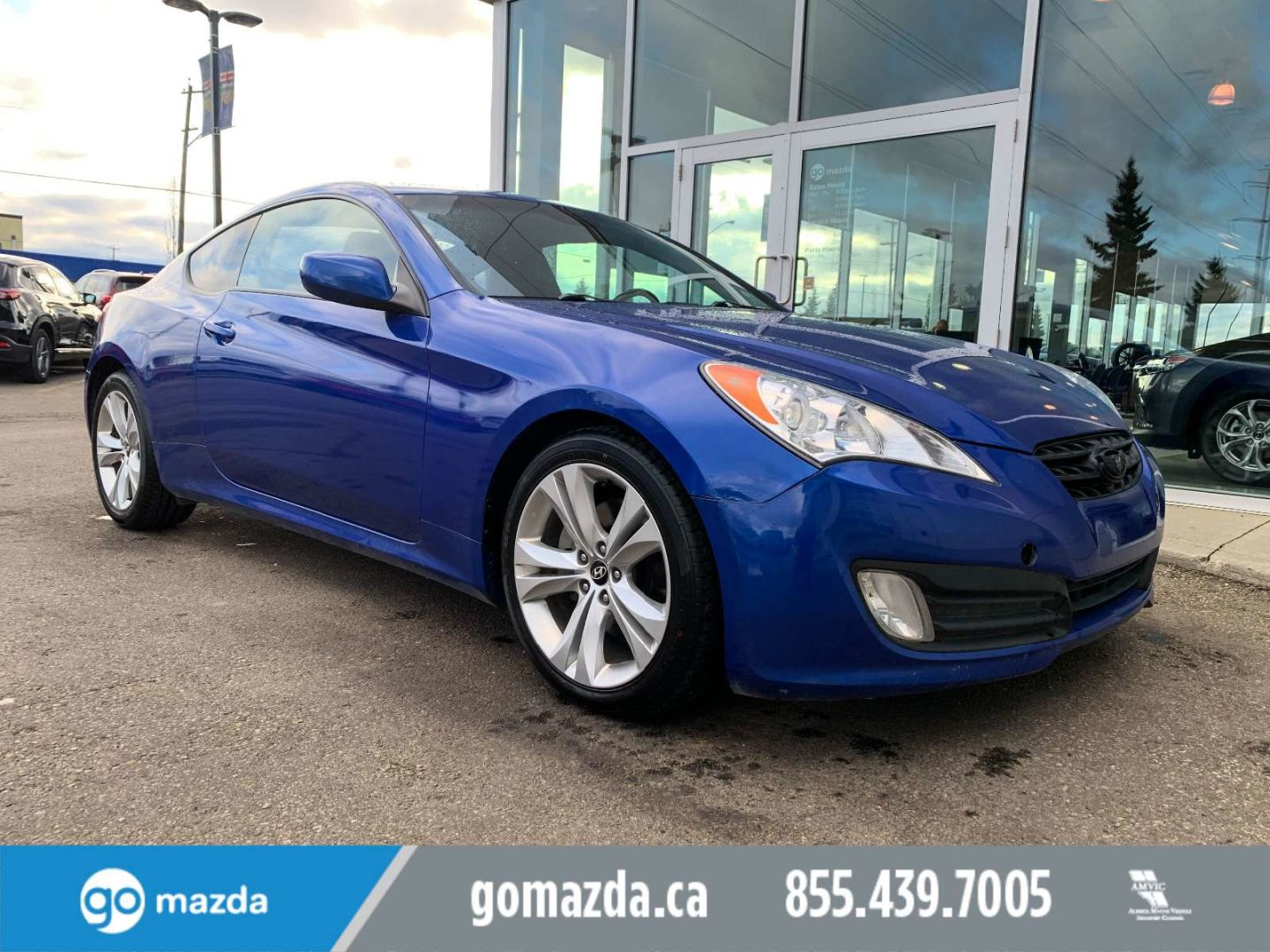 2010 Hyundai Genesis Coupe Premium for sale in Edmonton, Alberta