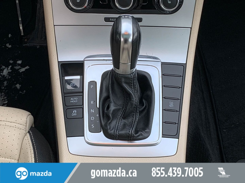 2012 Volkswagen Passat CC Sportline for sale in Edmonton, Alberta