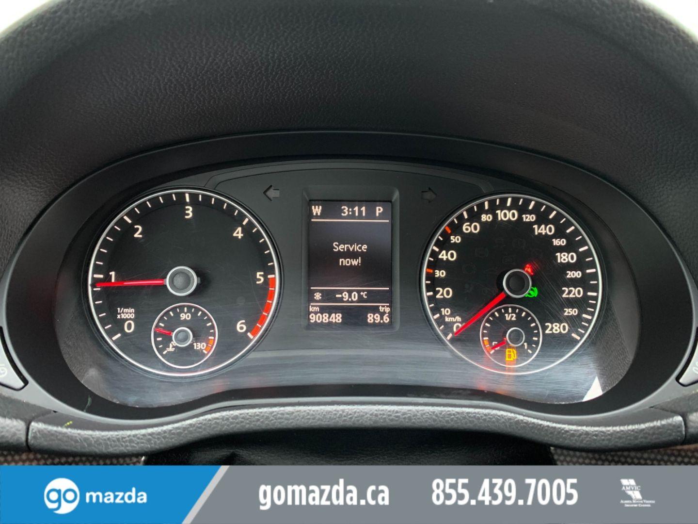 2013 Volkswagen Passat Comfortline for sale in Edmonton, Alberta