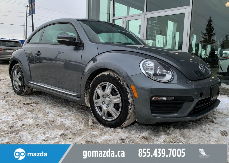 2017 Volkswagen Beetle Coupe Trendline for sale in Edmonton, Alberta