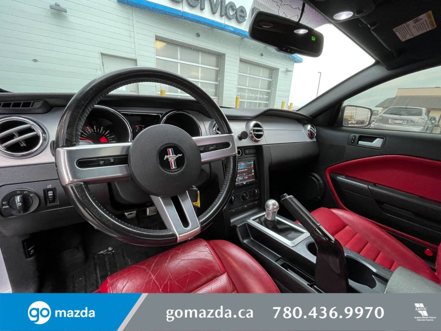 2007 Ford Mustang GT for sale in Edmonton, Alberta
