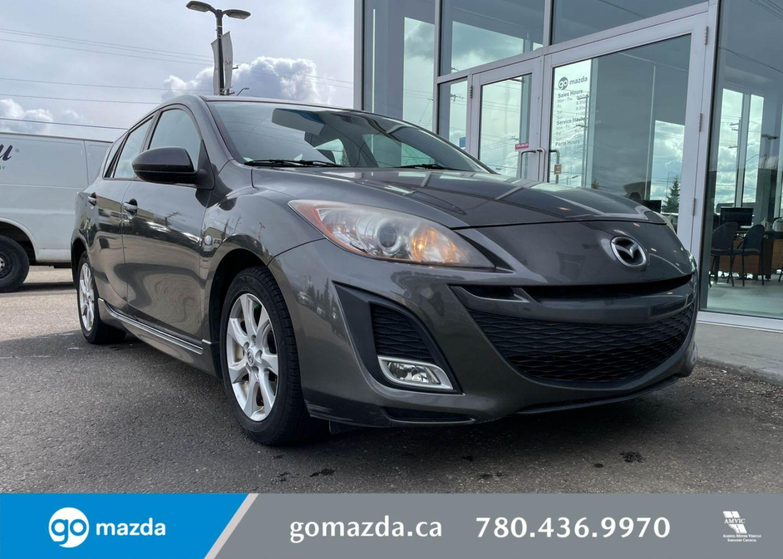 2010 Mazda Mazda3 GS for sale in Edmonton, Alberta