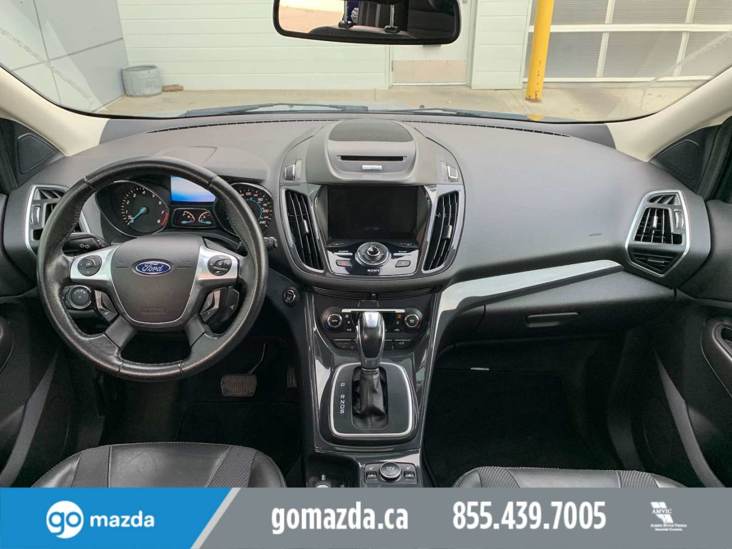 2013 Ford Escape Titanium for sale in Edmonton, Alberta