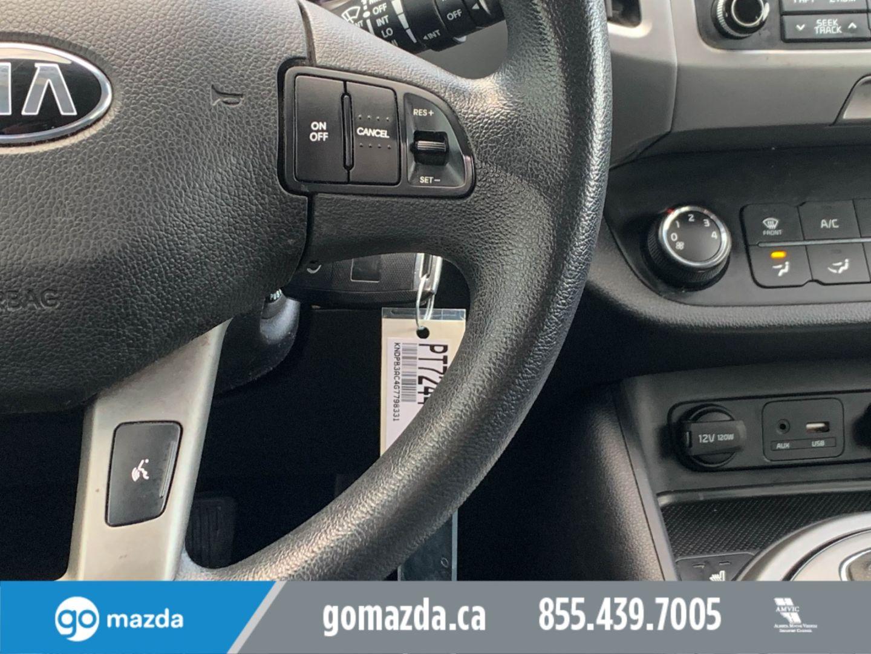 2016 Kia Sportage LX for sale in Edmonton, Alberta